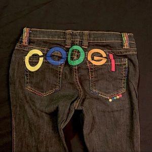 Coogi Jeans Rainbow Size 7/8